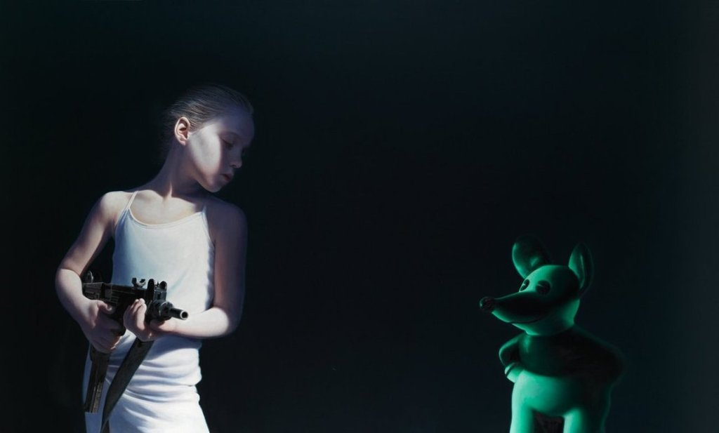 the_murmur_of_the_innocents_5_by_gottfriedhelnwein