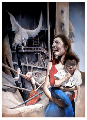 war breeds war