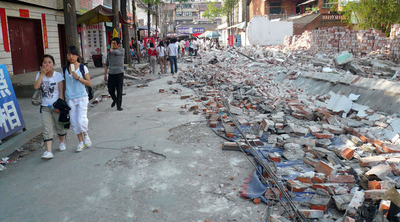day-after-the-sichuan-Earthquake-Hanzhong