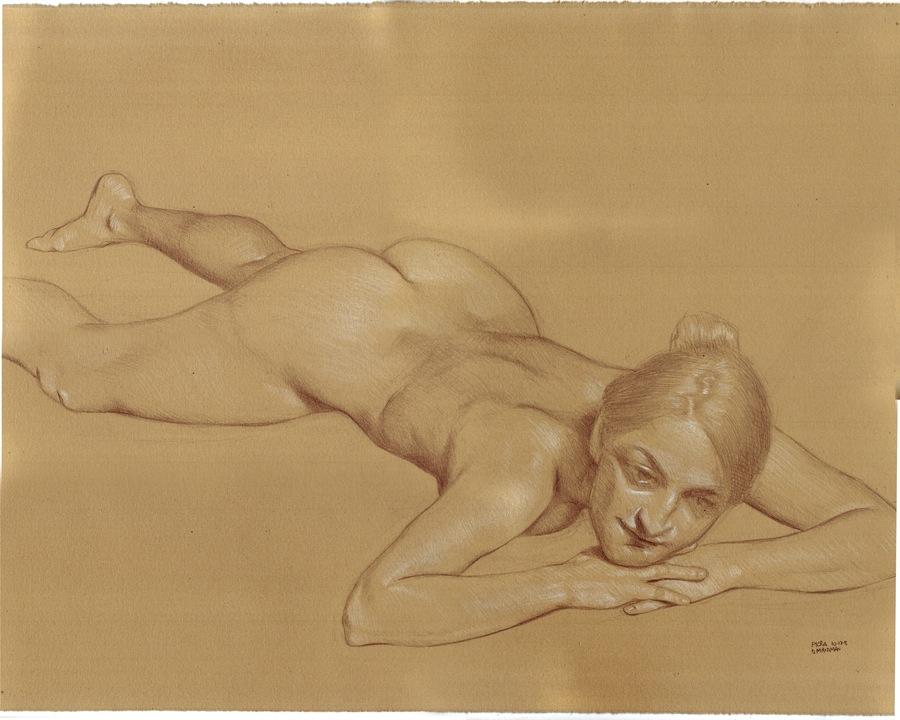 15.-preparatory-sketch-After-Manet-I