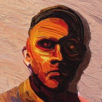 Portrait of an Impasto Imposter