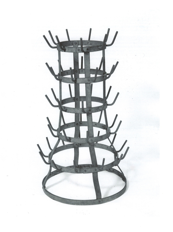 Bottle Rack, 1914-1960, Estate of Robert Rauschenberg
