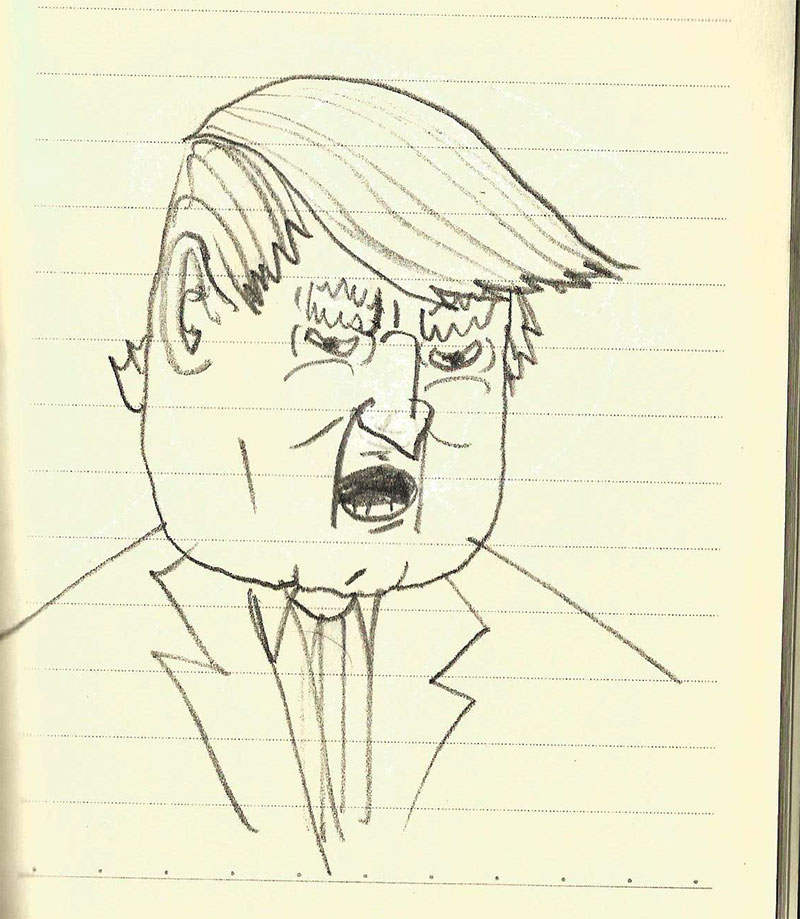 trump-caricature