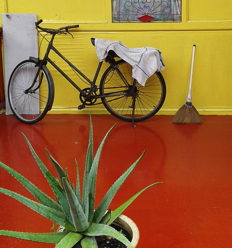 bike-and-yellow-and-red
