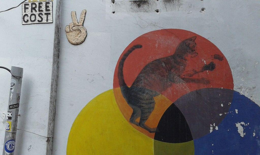 street-art-cat