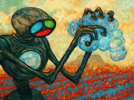 #5 Martian and Humunculous