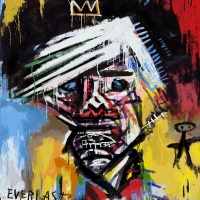 Basquiat's Lost Portrait of Warhol Poised to Fetch $150,000,000.