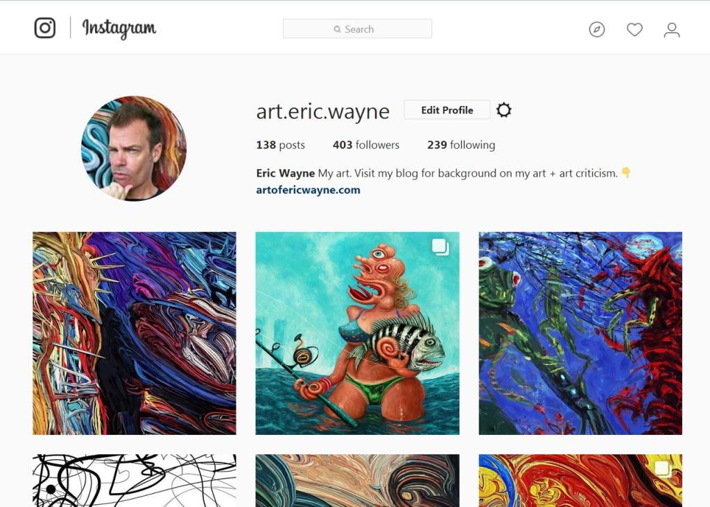 The Strange Self-Defeating Psychology of Instagram – Art