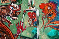 Artist and Mollusc