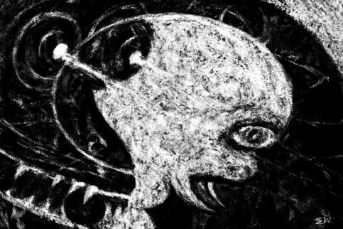 #41 Ancient Alien Cave Art