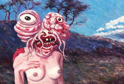 Monster Maiden #1