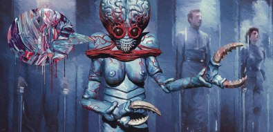 Monster Maiden #3