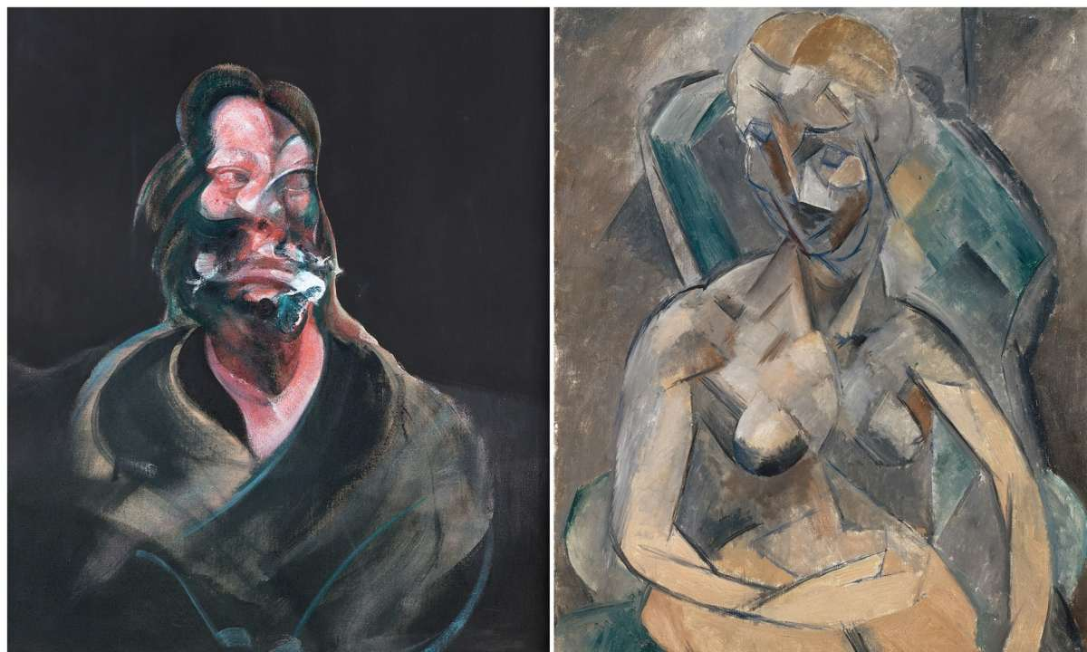 Another Critic Hates Francis Bacon, and is Clueless