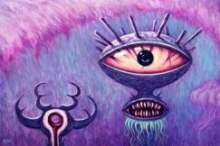 Splinter Eye, color version