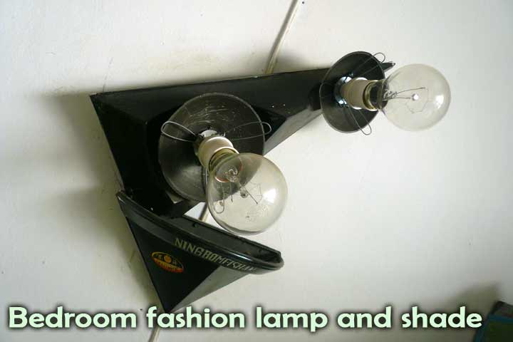 fashion bedroom lamp