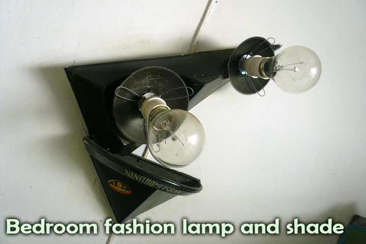fashion bedroom lamp