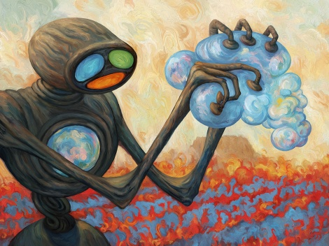Martian Soul Harvester