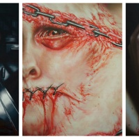 The Harrowing Figurative Paintings of Suzzan Blac