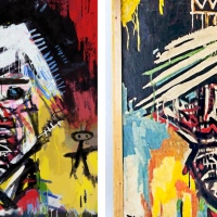 The Lost Basquiat Portrait of Warhol Rediscovered